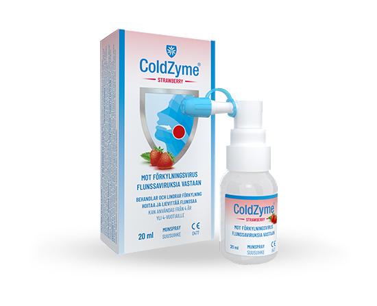 Coldzyme® Strawberry 20ml
